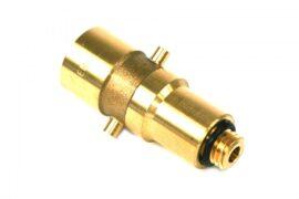 DREHMEISTER Bayonet адаптер за зареждане с външна гърловина M12