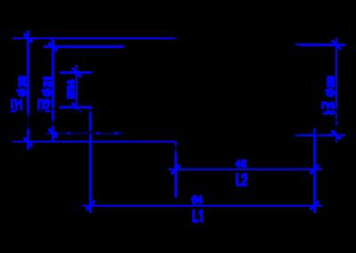 DREHMEISTER Euronozzle адаптер за пълнене с газ външна гърловина М14