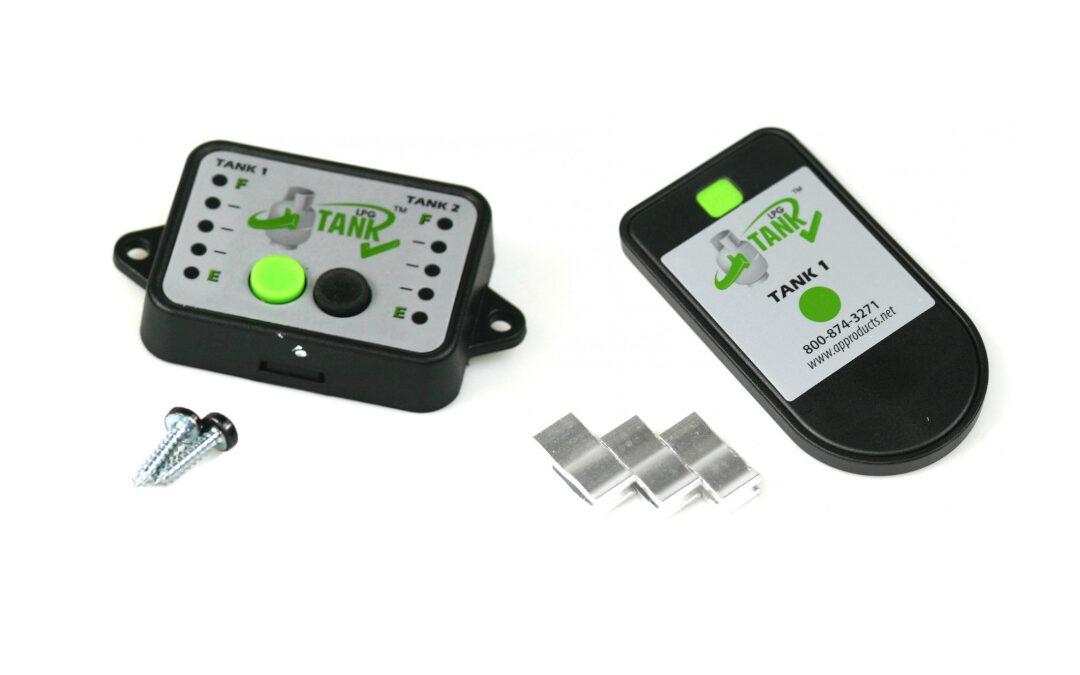 Mopeka Bluetooth сензор за газови бутилки