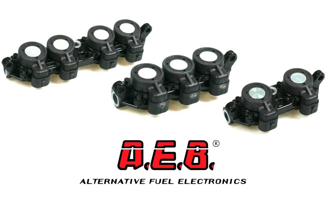 A.E.B. LPG / CNG инжектори