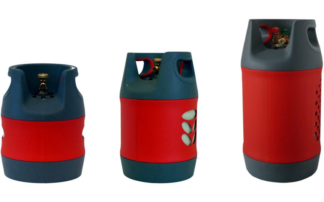 Предлага се сега – многократно зареждащи се композитни бутилки с TÜV до 2030г