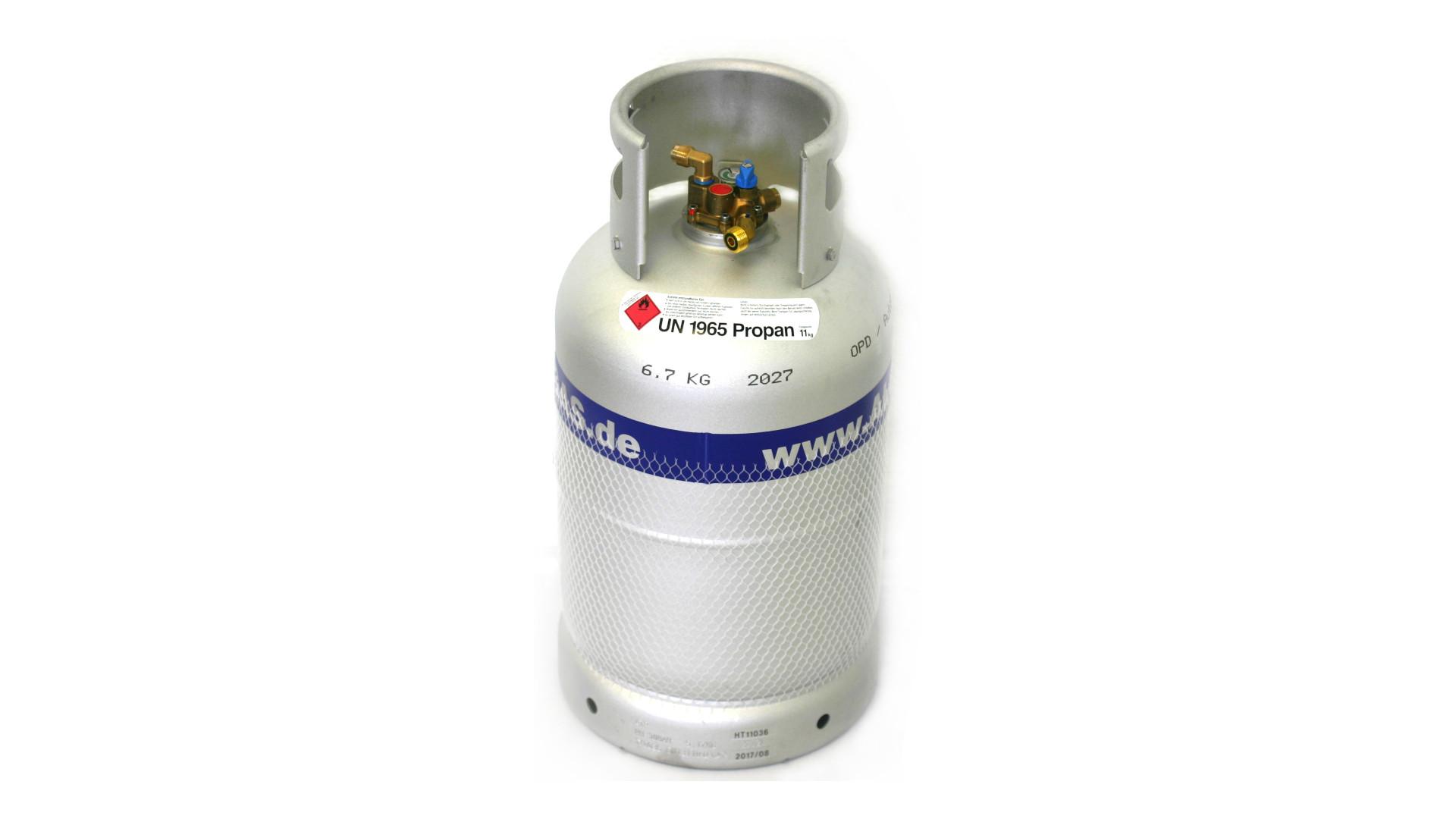 Алуминиеви газови бутилки