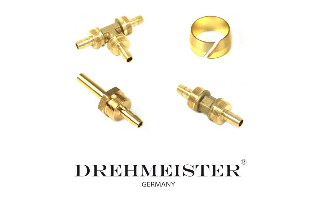 DREHMEISTER фитинги за термопластична тръба