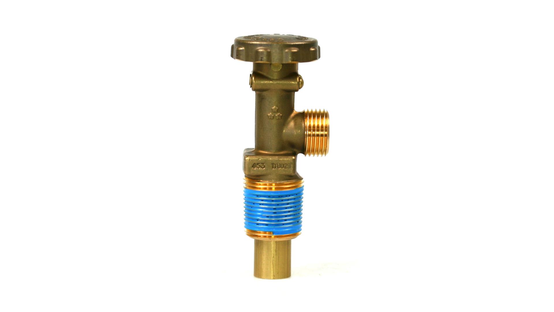 Екстракционен клапан за резервоар за газ
