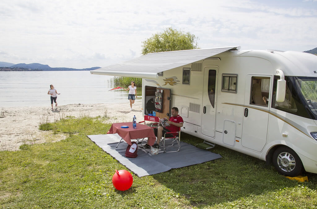Fiamma Awnings for Motorhomes, Caravans & Campers