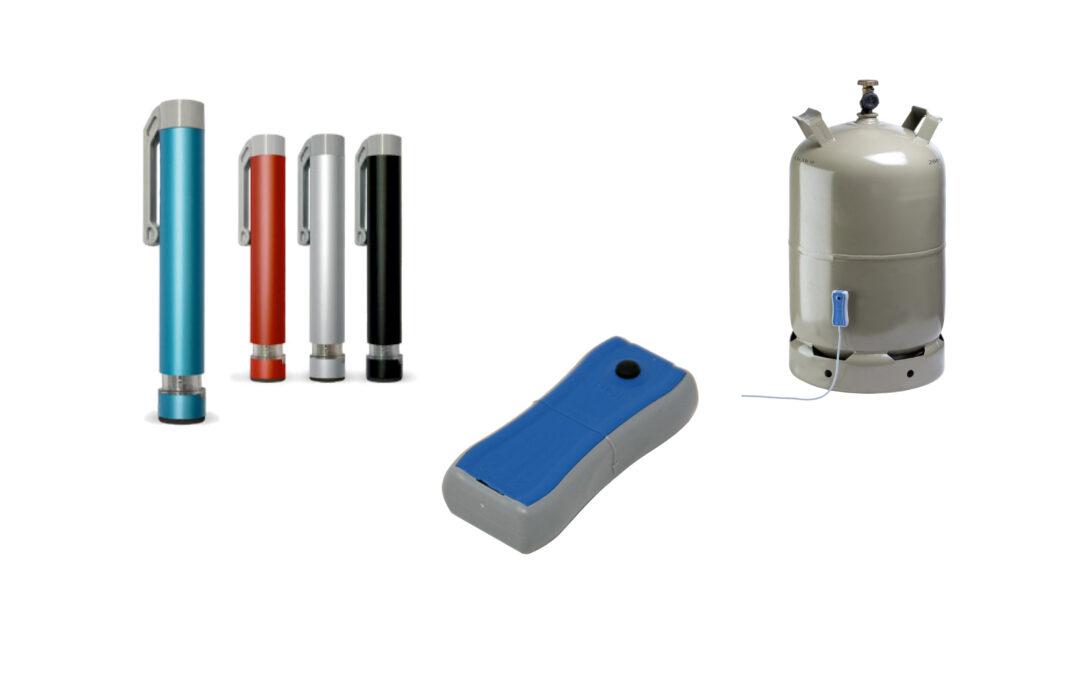 GASLEVEL®️ Индикатор за нивото на газ за  газови бутилки