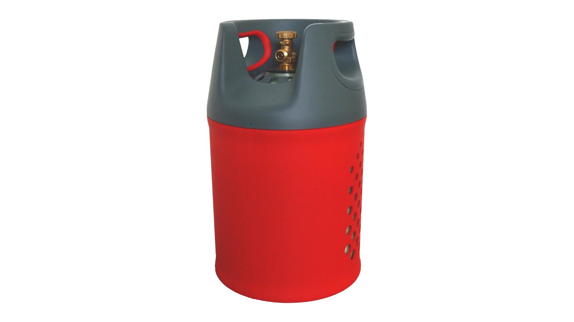 Композитна газова бутилка 24.5 литра