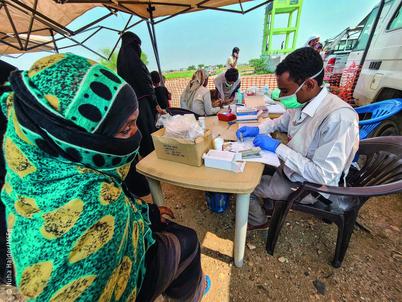 IDP мобилни клиники в Abs