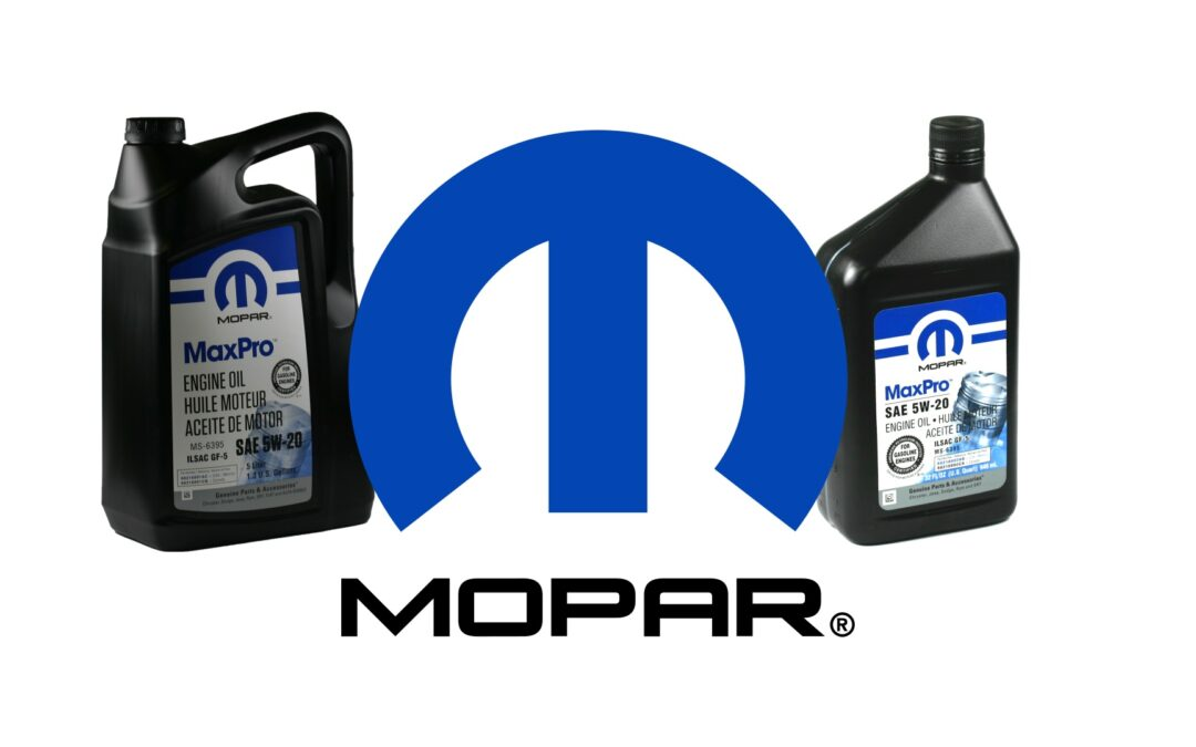 Original Mopar parts