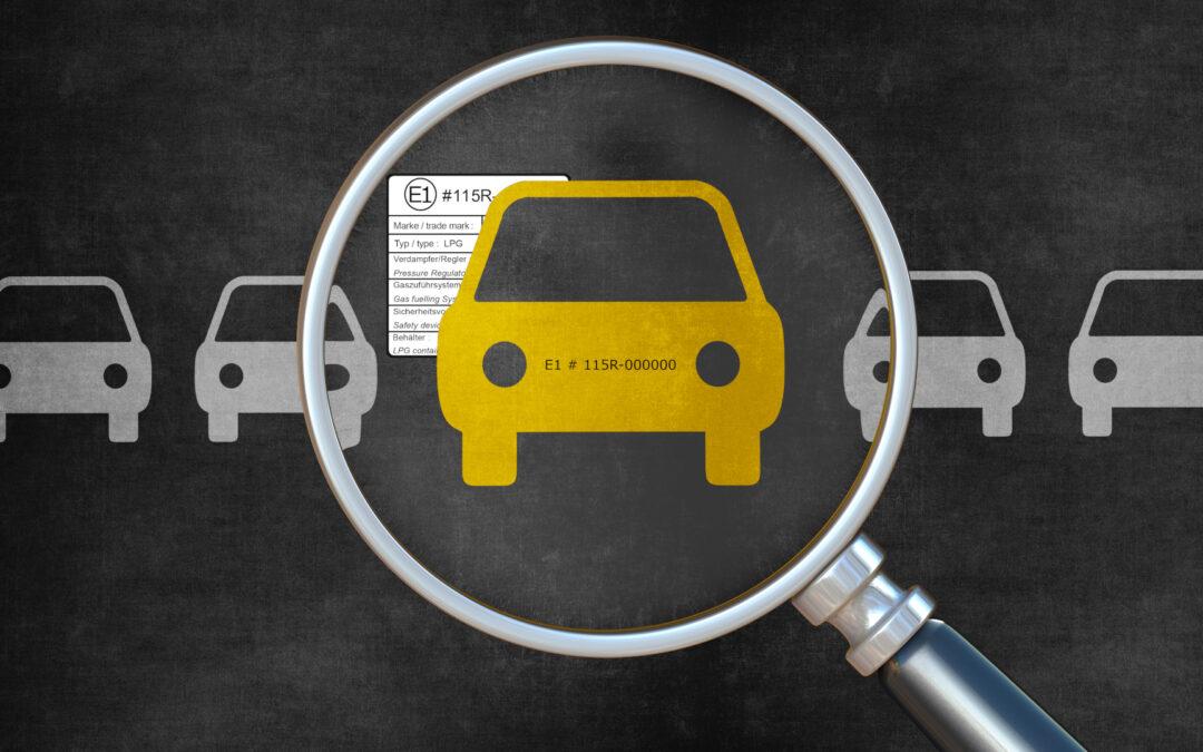 R115 Търсене – налични са нови превозни средства (Хармонизирана в световен мащаб процедура за изпитване на лекотоварни превозни средства )