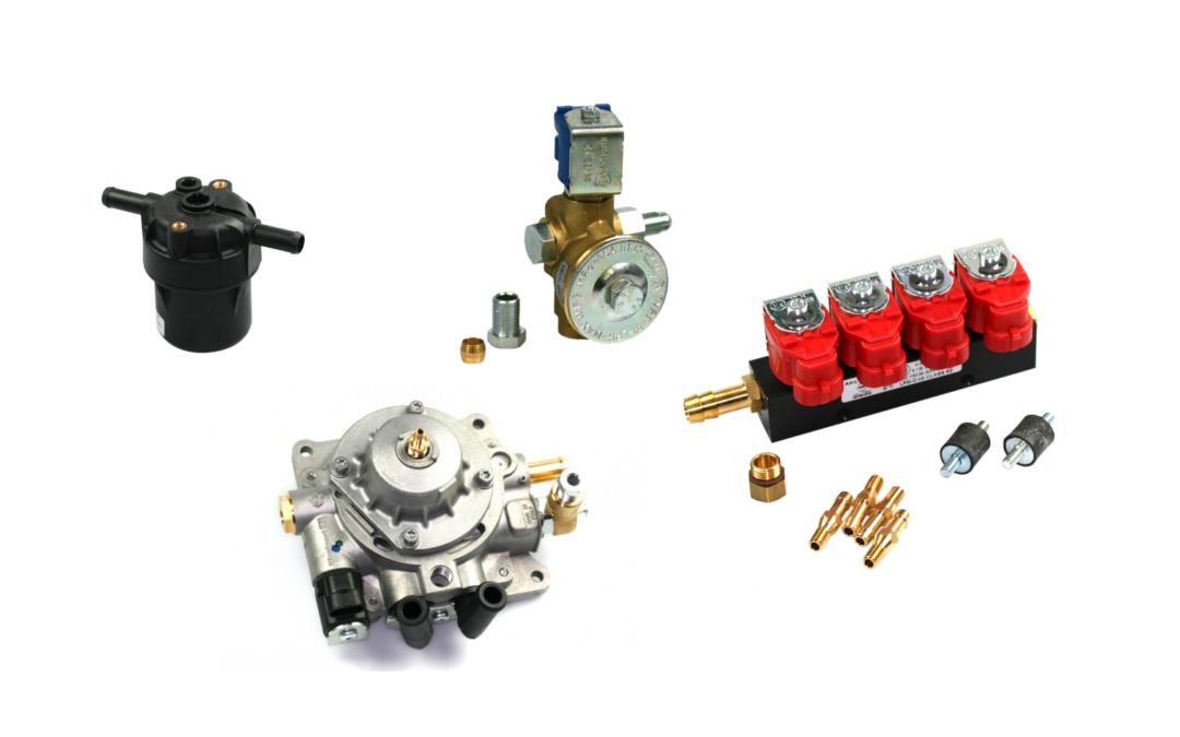 Valtek LPG/CNG продукти