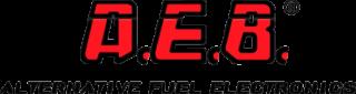 A.E.B. лого