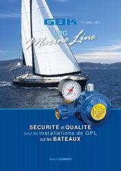 Решения за пропан-бутан на лодки - MarineLine (френски)