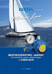 Решения за пропан-бутан на лодки - MarineLine (полски)