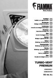 Ръководство за монтаж TURBO VENT PREMIUM