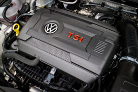Volkswagen Golf ClubSport 2016 Engine
