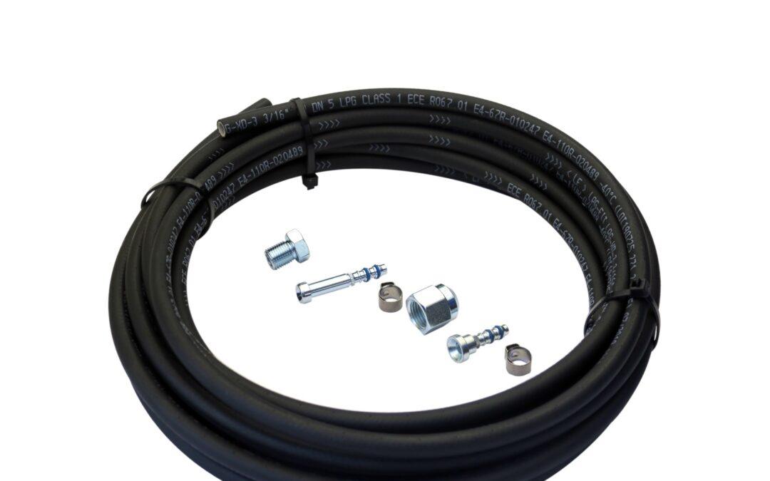 LPG-Fit термопластичен маркуч