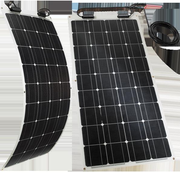 TELECO TSPF 110W – Гъвкавият слънчев модул за кемпери и каравани